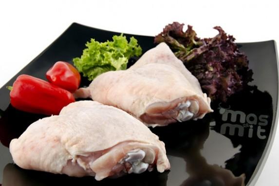 Contramuslos de pollo Masmit