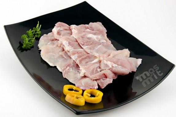 Filetes de contramuslos de pollo Masmit