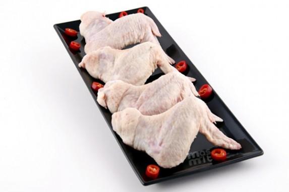 Alitas de pollo Masmit