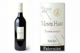 Vino Monte Haro Tempranillo Bodegas Paternina - Masmit