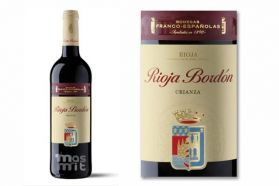 Rioja Bordón Crianza - Bodegas Franco Españolas