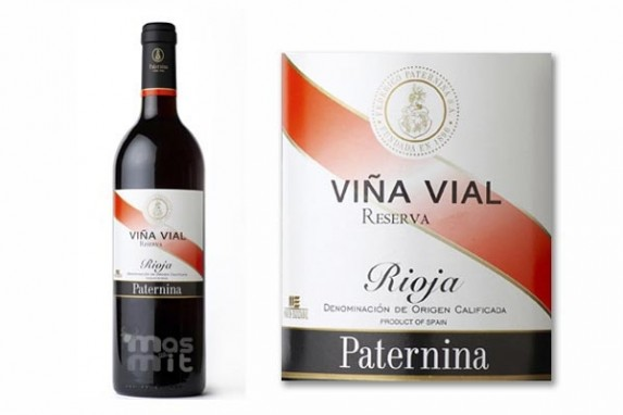 Viña Vial Reserva Bodegas Paternina - Masmit