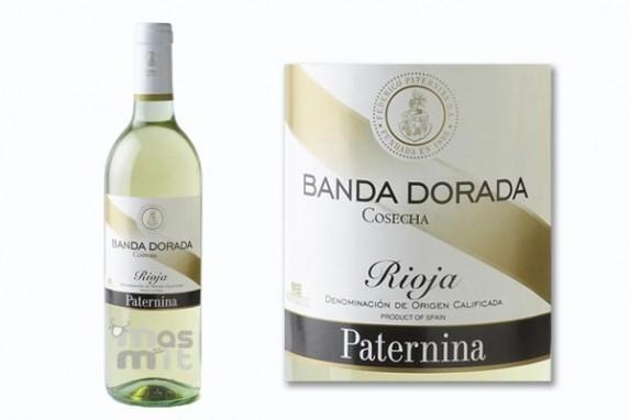 Paternina Banda Dorada Blanco Rioja D.O. ca.