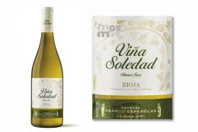 Viña Soledad Blanco Joven de Rioja D.O. ca.