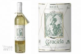 Vino Graciela Blanco Reserva Rioja 1/2 L