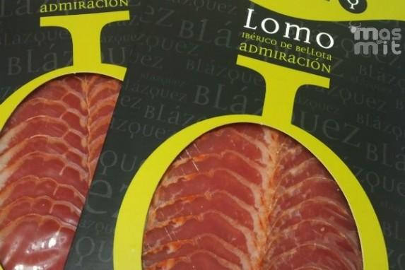 Lomo Ibérico de Bellota en Lonchas Sobres 100 grs