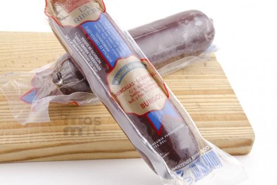 Morcilla de Cebolla de Burgos - Pieza 250 gr Masmit