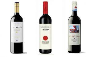 Pack Rioja y Ribera Crianzas - Lacort - Finca El Encinal - Valparaíso Crianza-Masmit