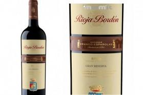 Vino Rioja Bordón Gran Reserva - 93 Puntos