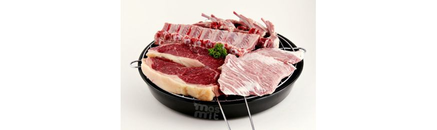 Parrilladas de Carne