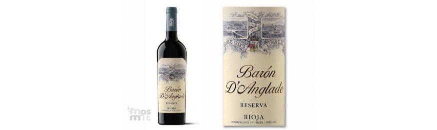 Vino Tinto Rioja D. O.
