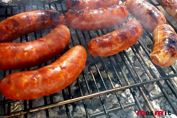 Chorizo Casero Barbacoa Parrilla MasMit