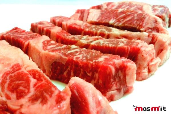 Entrecot de Vaca Vieja Madurado Dryaged MasMit 2