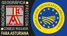 Logo Faba Asturiana Indicación Geográfica Protegida