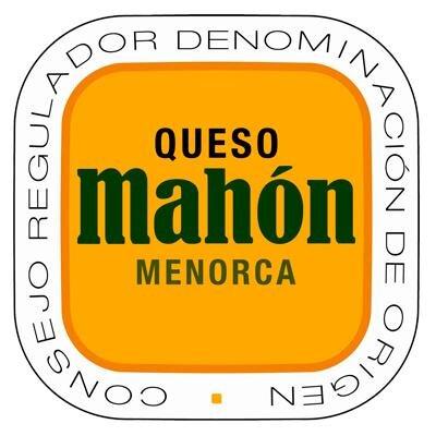 Logo Queso Mahón Menorca
